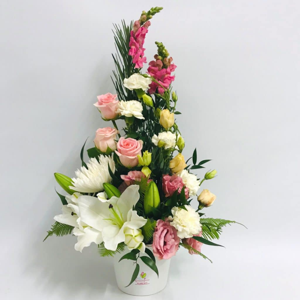 fresh flowers occasions